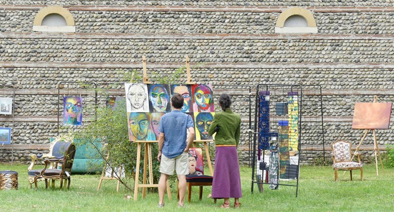 Artistes artisans Palaminy