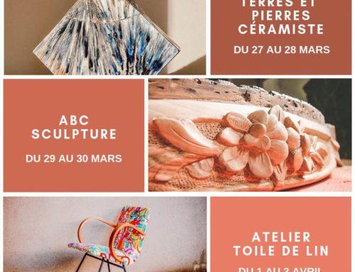 Exposition-vente d'artisans d'art et artistes à Toulouse