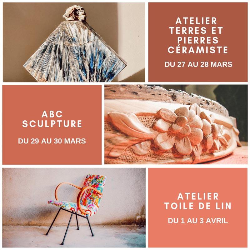 Expo vente artisans d'art