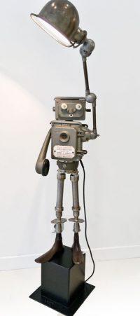 Robot u2 - Eric Valat