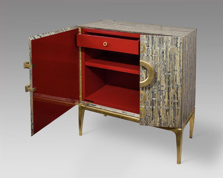 Cabinet - Jean-Baptiste Saint-Criq
