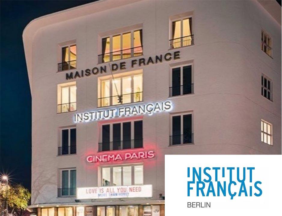 Soiréé prestige Institut Français de Berlin