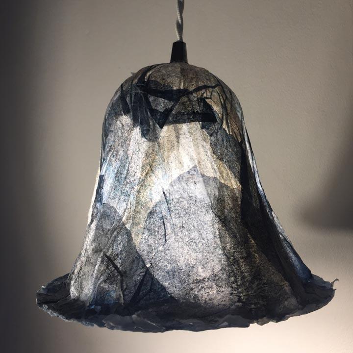 Lampe Taïga - Blucanari
